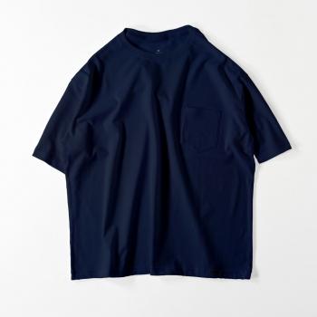 【メンズ】ビックシルエット ポケットTシャツ