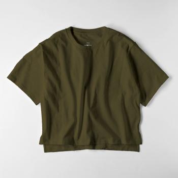 【レディース】ビッグシルエット Tシャツ